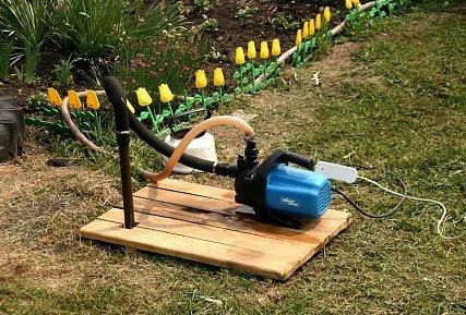 Водяной насос Калибр устройство обзор моделей отзывы