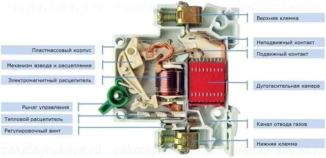 Назначение и установка двухполюсного и трехполюсного выключателя