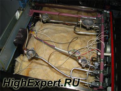 Почему газовая плита не держит пламя, тухнет духовка и гаснет конфорка: диагностика поломок и их ремонт