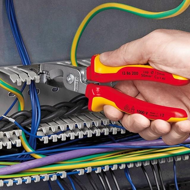 Стриппер для снятия изоляции с проводов: как правильно выбрать клещи для зачистки