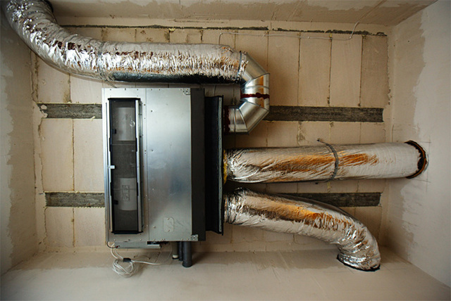 Системы воздушного отопления: как устроить своими руками