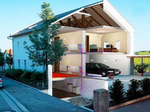 Расход газа на отопление дома 100 м²: формулы и пример вычислений