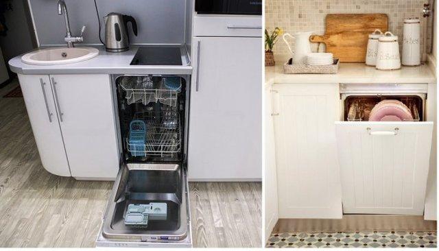Компактные посудомоечные машины: ТОП-10 лучших моделей + критерии выбора