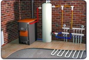 Двухконтурный напольный газовый котел: специфика устройства и выбора