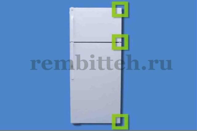 Как перевесить дверь холодильника: пошаговая инструкция и рекомендации