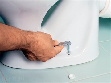Как установить унитаз с косым выпуском: инструктаж по монтажу
