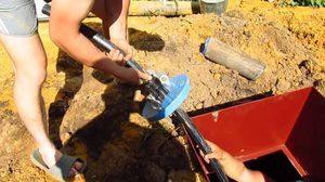 Оголовок для скважины своими руками: устройство, монтаж, установка
