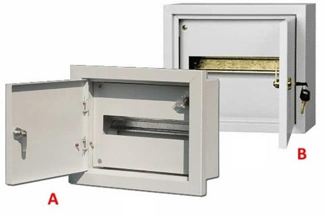 Ящик для электрических автоматов: виды, характеристика боксов + советы по выбору и монтажу