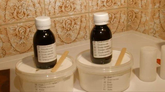 Ремонт чугунной ванны своими руками: устранение типовых проблем с покрытием