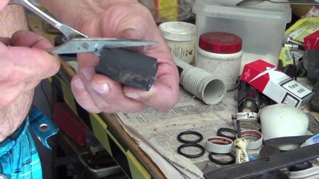 Ремонт амортизаторов стиральной машины: подробный инструктаж