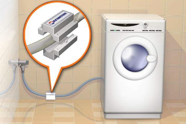 Фильтр для стиральной машины: виды, как выбрать + монтажные инструкции