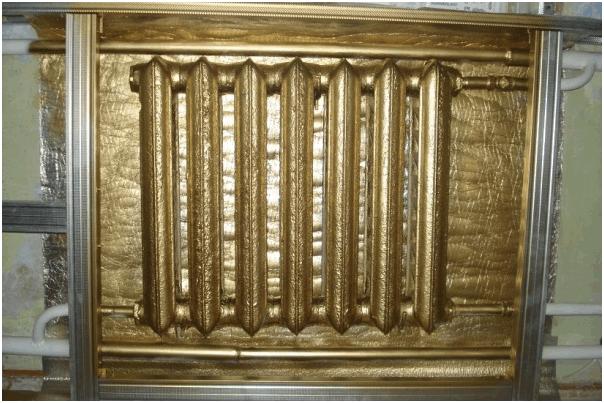 Как спрятать трубы отопления за декоративными коробами