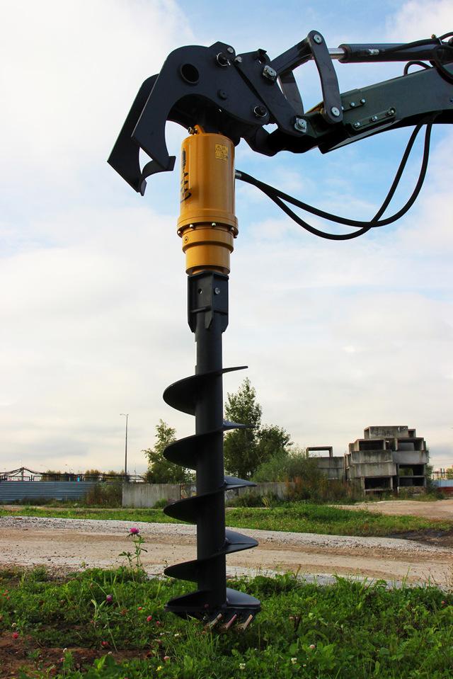 Шнековое бурение скважин: обзор технологии и инструмента для ручного и механического бурения