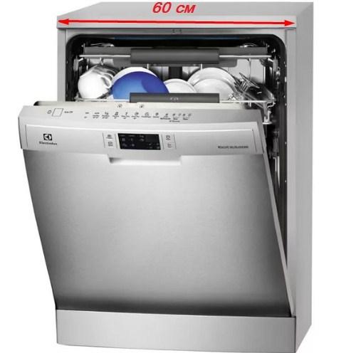 Встраиваемые посудомоечные машины 60 см: ТОП-7 моделей, отзывы + как выбрать