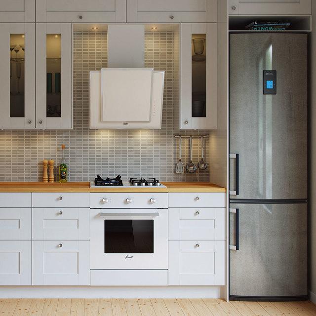 Высота установки вытяжки над газовой и электрической плитой: стандарты безопасности и правила проектирования