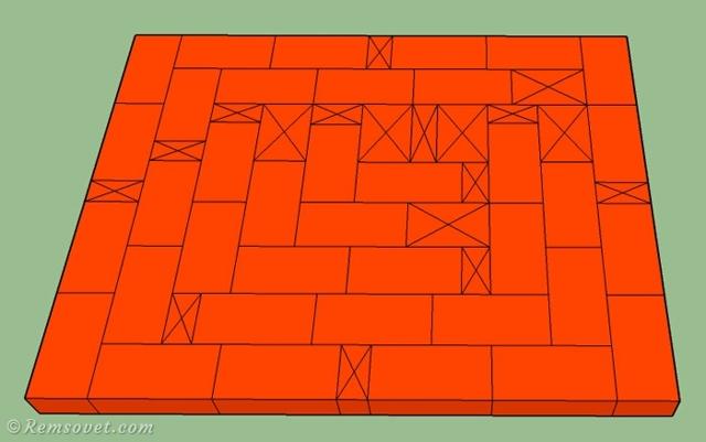 Печи из кирпича для дачи на дровах: порядовки и схемы + кладка своими руками