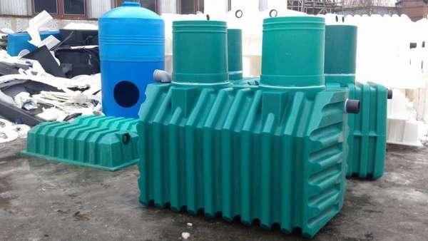Популярные схемы локальной канализации загородного дома