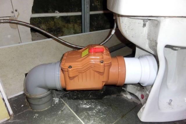 Обратный клапан для канализации: виды, как выбрать и установить