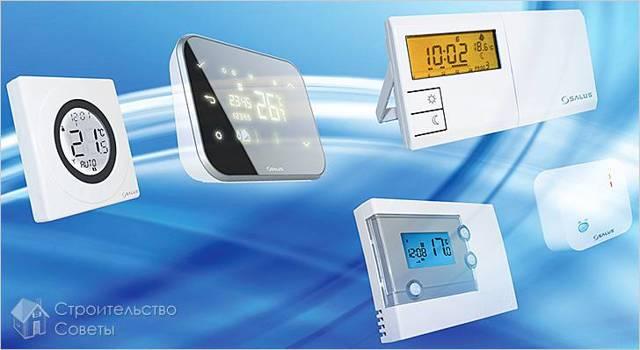 Подключение комнатного термостата к газовому котлу: инструкция по установке терморегулятора