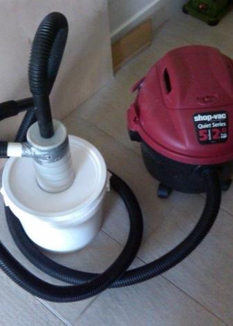Как сделать пылесос своими руками: пошаговый инструктаж по изготовлению самодельного прибора