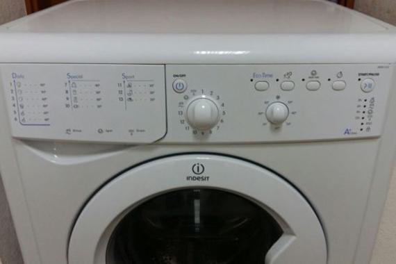 Неисправности и коды ошибок стиральной машины indesit: расшифровка и методы ремонта