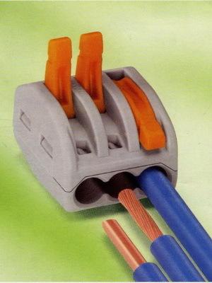 Способы соединения электрических проводов: виды для разного сечения