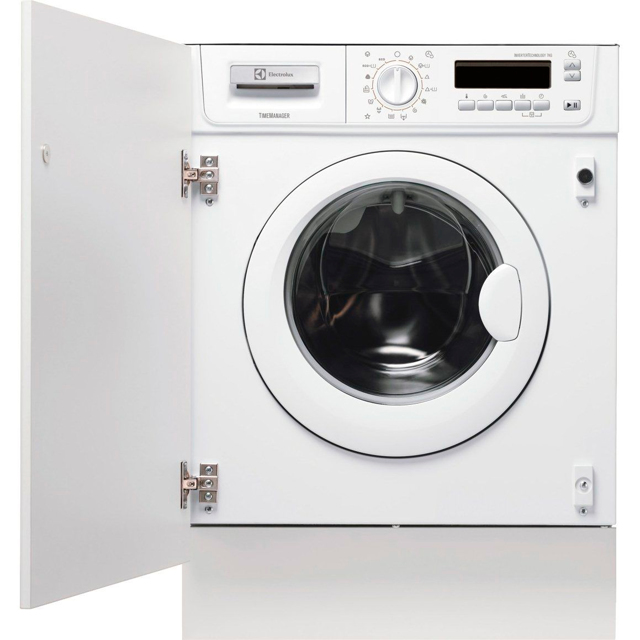 Встраиваемые стиральные машины: рейтинг ТОП-10 моделей + критерии выбора