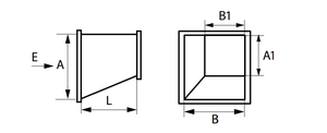 Расчет площади воздуховодов и фасонных изделий: правила вычислений и примеры