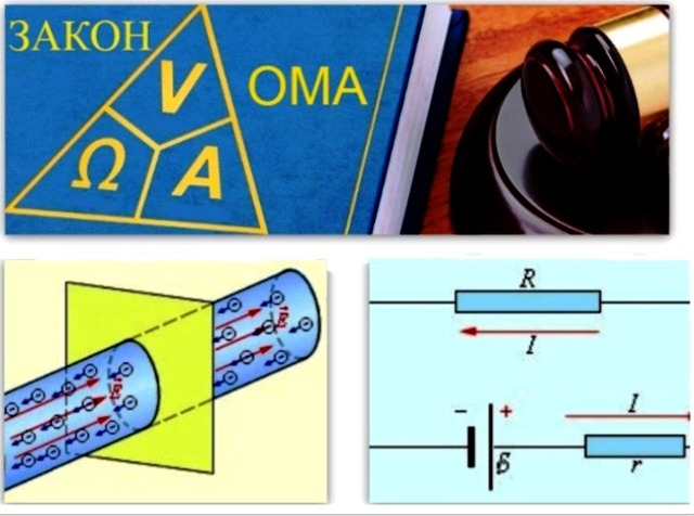 Закон Ома для полной цепи и для участка цепи: формулы, описание и объяснение