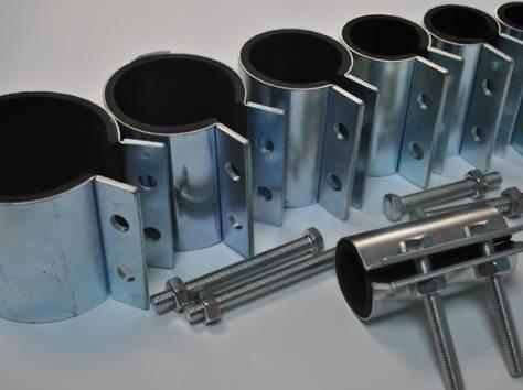 Хомуты для крепления труб: как сделать и поставить хомут на трубу