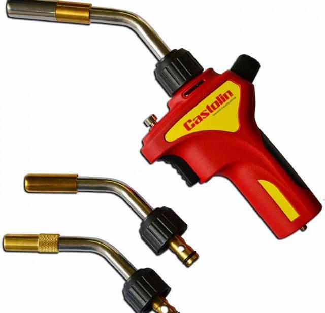 Газовая горелка для пайки медных труб: виды горелок, как выбрать лучшую + методы пайки меди