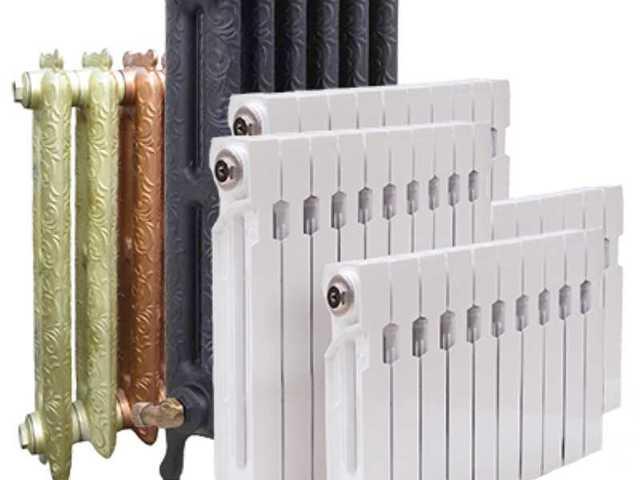 Алюминиевые радиаторы отопления: технические характеристики + монтаж
