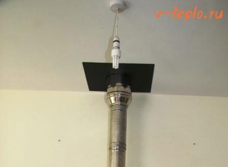 Как сделать дымоход для буржуйки: устройство правильного дымоотвода своими руками