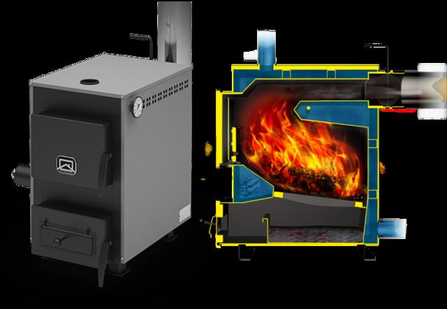 Котлы отопления на твердом топливе: виды твердотопливного оборудования