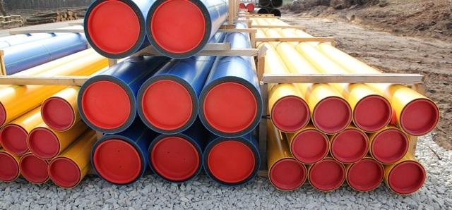 Полиэтиленовые трубы для газопровода: виды, сортамент + правила обустройства полиэтиленового газопровода