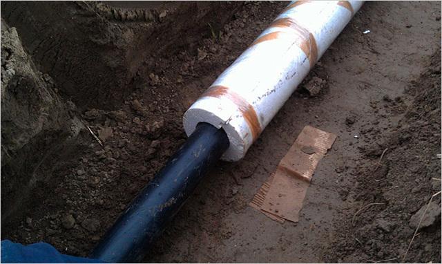 Как сделать водопровод на даче из колодца своими руками