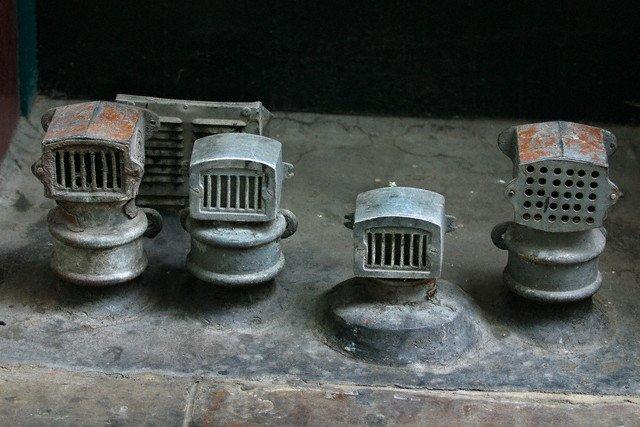 Чистка вентиляции: прочистка шахты в многоквартирном доме