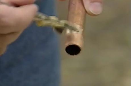 Монтаж медных труб своими руками: технология работы с медным трубопроводом