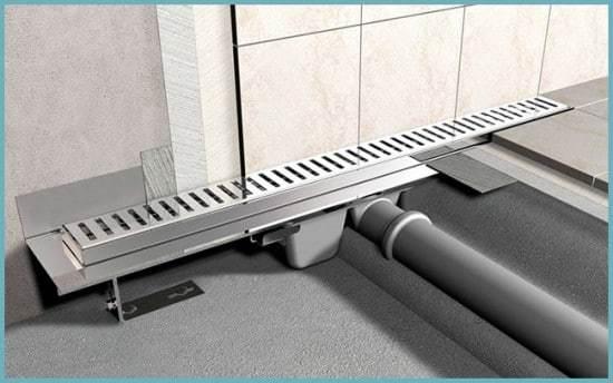 Устройство душевой кабины без поддона: монтажная инструкция