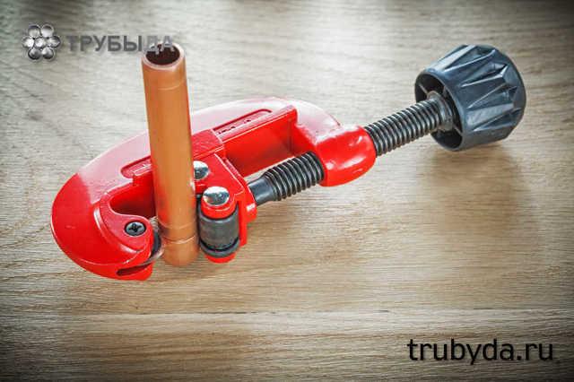 Труборез для медных труб: какой лучше выбрать, обзор брендов и моделей