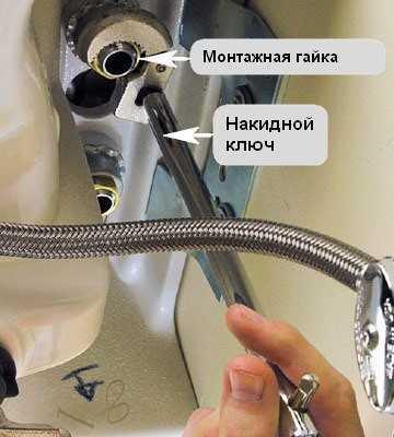 Как установить смеситель на раковину: руководство по установке