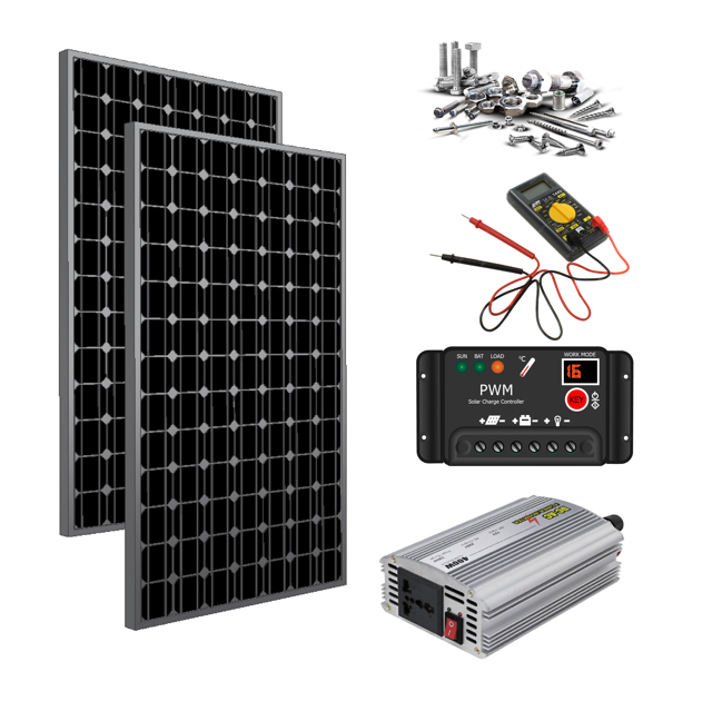 Солнечные батареи для отопления дома: виды, принцип работы, инструкция по монтажу