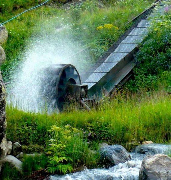 Автономная мини-гидроэлектростанция (ГЭС) своими руками