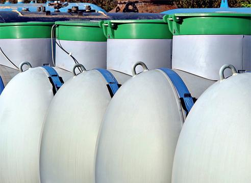 Замерз газгольдер: причины и способы устранения проблемы