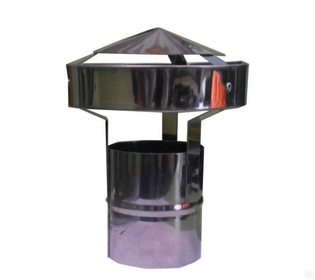Дефлектор на дымоход своими руками: чертежи и примеры самоделок