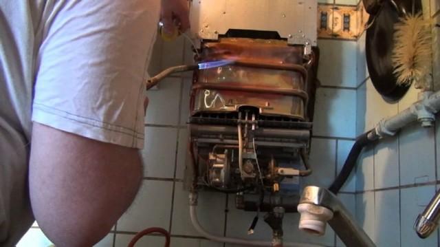 Ремонт водяного узла газовой колонки: пошаговое руководство по устранению неисправностей