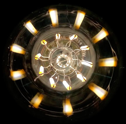 Умная лампа: устройство, виды, нюансы использования + лучшие модели лампочек