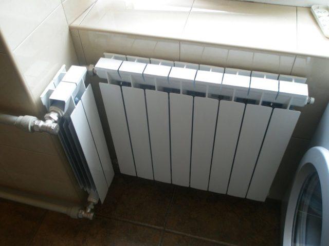 Установка радиаторов отопления своими руками: как провести монтаж радиаторов