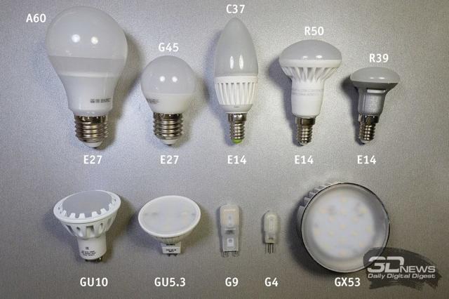 Все про энергосберегающие лампы: виды, сравнительный обзор, как выбрать