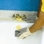 Эмалировка ванны своими руками жидким акрилом: технология